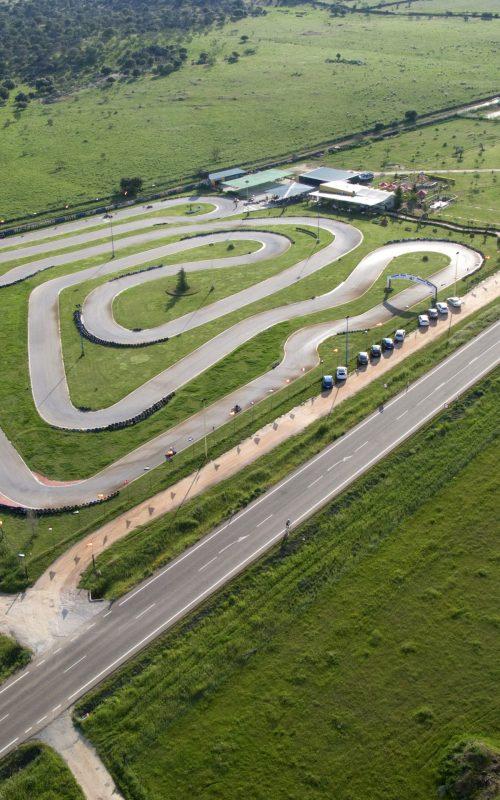 Circuito karting extremadura